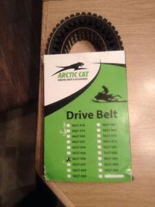 Arctic cat drive belts 0627-046   80.00 each