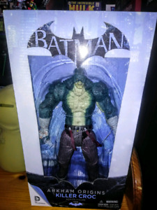 "Batman:Arkham Origins ""Killer Croc"""