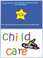 Do YOU need child care in Weston??