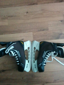 Skating Boots: Bauer Supreme Pro Male (size: Senior, 8) for Sale