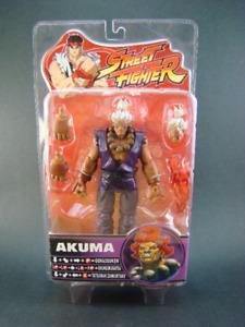 Sota Toys Street Fighter Series 4 Action Figures Shin Akuma
