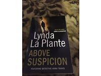 Lynda la plante- above suspicion