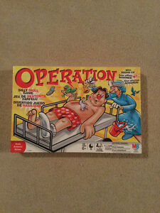 Operation - Classic board game