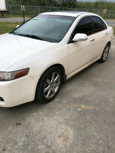2005 Acura TSX Sedan Manual 6 Speed Vtec