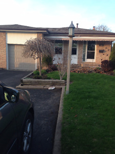 3 Bedroom house - upper level  - Brampton Bovaird & Dixie