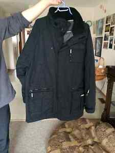 Two jackets for sale