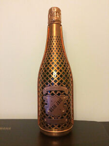 Celebrate this holiday season with this fancy bottle of champagn