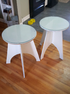2 End Tables for Sale