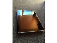 iPad 1 16GB Wifi w free case