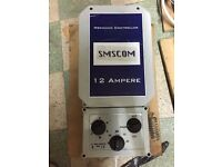 Hydroponics SMSCOM SMS 12 Amp Twin Speed Fan Mechanical Controller 12a Ampere