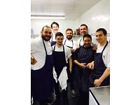 Commis chef needed