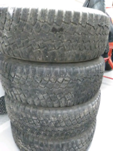 255 45 19 4 tires hiver mike 438 920 7116