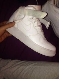 Nike Air Force woman's size 4