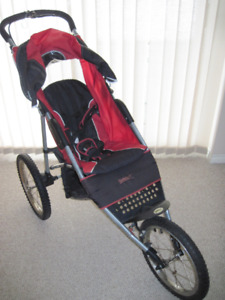 Safety 1st Running Stroller - Get your exercise with baby along!