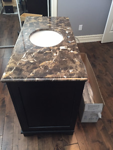 Granite Countertop with NEW  Undermount Sink