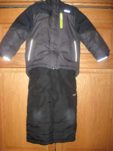 Boy's Snow Suit, T4.