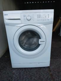 White Beko Washing Machine Delivery