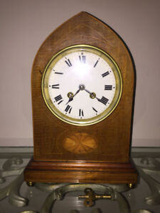 French mantle clock - works perfectly