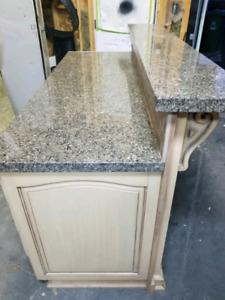 Granite Bar / Kitchen Island
