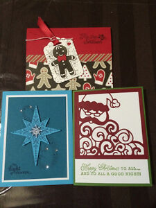 Independent Stampin Up Demonstrator offering Classes St. John's Newfoundland image 3