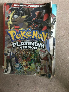 Pokemon Platinum Version Official Strategy Guide