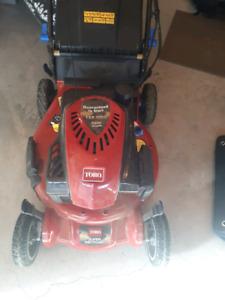 Toro lawnmower TXP 159cc Super Recycler