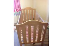 Mamas & Papas Lucia Cot Bed