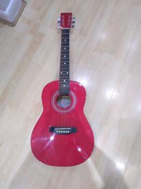 Redwood Junior Guitar. New