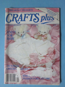 VINTAGE CRAFTS PLUS MAGAZINES