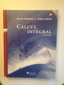 Mathématique: Calcul intégral