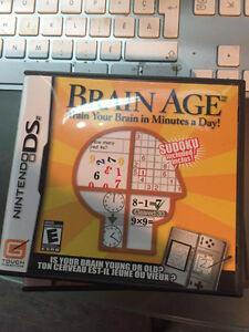 Nintendo DS Games - Cats, Horses, Brain Age 1 and 2 West Island Greater Montréal image 3