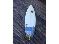 "Surfboard 5""10 Forth Stoker shortboard"