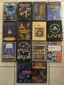 MUSIC FESTIVALS / CONCERTS DVDs * VARIOUS/WIDE SELECTION! London Ontario image 2