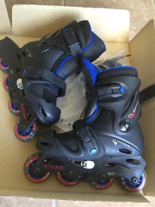 XPANDER Ultra Wheels Adjustable In-Line Skates