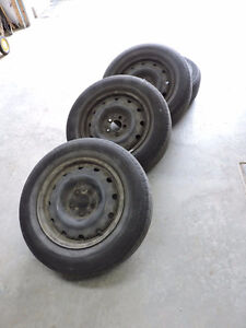 16 Inche Steel Rims