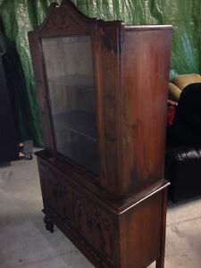 Antique China Cabinet London Ontario image 2