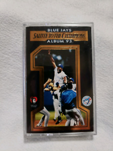 Blue jays salute to the champions album 93