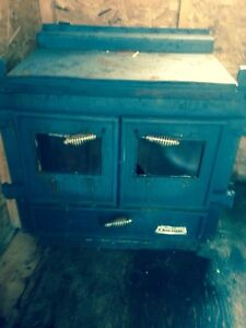 2 wood stoves for sale