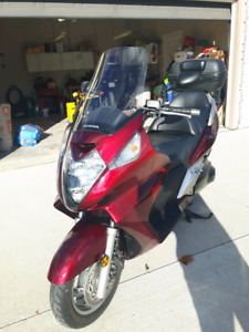 Honda Silver Wing With ABS