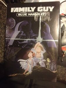 Family Guy presents Blue Harvest Sealed London Ontario image 1