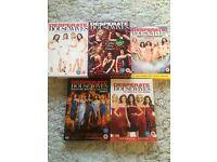 Desperate housewives season 1-5 dvds