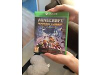 Mine craft story mode xbox1