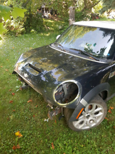 2007 Mini Cooper S fully loaded project car