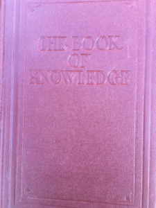 The Book of Knowledge - C. 1949