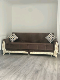 ⭐⭐Top Quality Sultan Turkish Sofa Bed With Storage Available