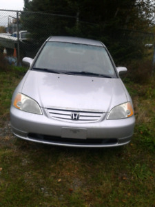 2002  honda civic full load very well maintained