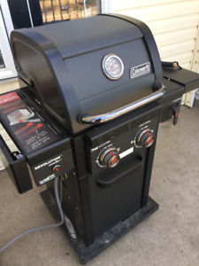 Almost new Coleman Revolution Natural Gas Grill