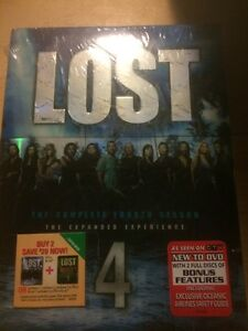Lost 4th season never opened.