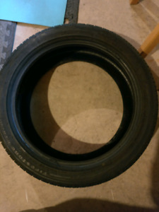 "17"" Winter Tire"