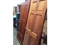 FREE Solid Wooden Doors (6)